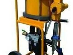 Окрасочный агрегат пневмопривод 76 к 1 аналог Грако Экстрим