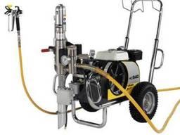 Окрасочный агрегат с гидропоршневым насосом Wagner HC. . .