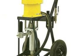Окрасочный аппарат безвоздушного распыления MBP CREDO 75-AL