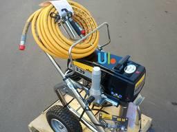 Окрасочный аппарат для шпаклевки, гидроизоляции, огнезащиты