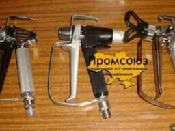 Окрасочный пистолет Г-10-1, AG-08, AG-14, DP 6371