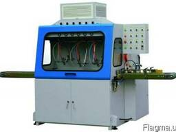 Окрасочный станок для погонажных изделий LSPM400/600