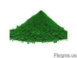 Оксид хрома (III) ( окись хрома, сесквиоксид хрома )