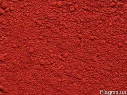 Оксид железа красный (Пигмент красный железоокисный) - фото 1