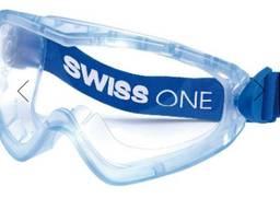 Окуляри закриті Swiss One Profile, полікарбонатна лінза, герметичні
