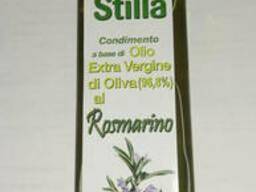 Оливкова олія першого холодного віджиму з розмарином. ..