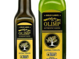 Оливковое масло Extra Virgin Olive OIL Olimp Gold Label 250 мл.