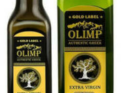 Оливковое масло Extra Virgin Olive OIL Olimp Gold Label 500 мл.