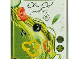 Оливковое масло Extra Virgin Olive OIL Olimp Green Label 5л