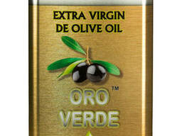Оливковое масло Extra Virgin Olive OIL Oro Verde Gold 5 л.