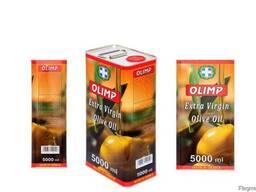 Оливковое масло Olimp 5 л. (ж/б)