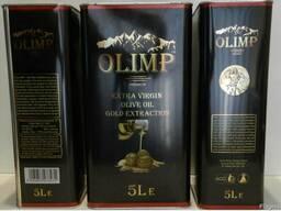 Оливковое масло холодного отжима Olimp Extra Virgin 5л