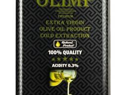 Оливковое масло Олимп Блек Лейбл 5 литров