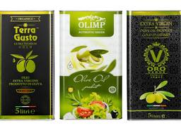 Оливковое масло Олимп Эколайф 5 литров - фото 3