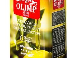 Оливковое масло Олимп Ред Лейбл 3 литра