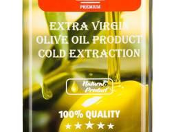 Оливковое масло Олимп Ред Лейбл 5 литров