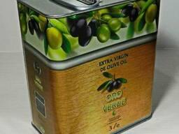 Оливковое масло Oro Verde, 3 л