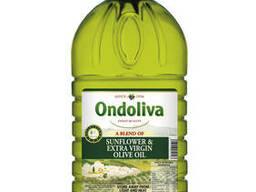 Оливковое масло первого холодного отжима 5 л микс
