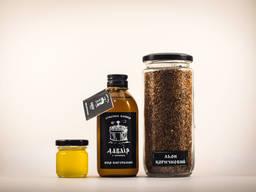 Олія льону коричневого Масло льна коричневого