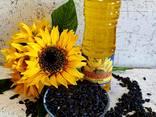 Олія соняшникова нерафінована сиродавлена - фото 3