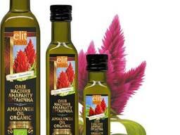 Олія з насіння амарану