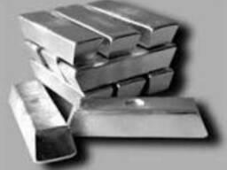 Оловянный сплав О1, О1пч, оловянное сырье