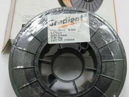 Омедненная проволока(СВ08Г2С) ER70S-6 д. 1, 0 мм, кассета D20