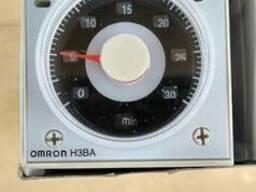 OMRON H3BА-N8H 0,1сек.-300час. реле времени