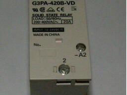 Omron G3PA-420B-VD