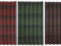 Ондулин Черепица волнистые битумные листы 1, 95м*0, 95м