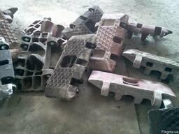 Запасные части на экскаватор ЭКГ5А