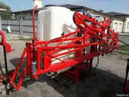 Навесной опрыскиватель ОП-1000 л для внесения пестицидов шта