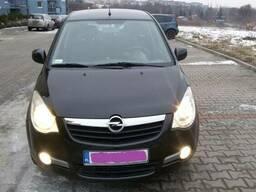 Opel Agila B (Опель Агила) 07-14 год. Зеркало левое,правое
