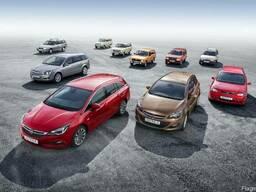 Opel Astra Combo Corsa Frontera Insignia Signum Tigra Vectra