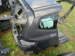 Opel Zafira 2005-2011 Четверть, Задня частина машины б\у