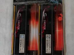 Оперативная память G. Skill Sniper 2x4GB DDR3-2133. ..