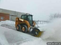 Оперативно вывоз снега и уборка территорий