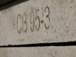 Опора бетонная СВ 95-2, СВ 95-5, СВ 105