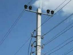 Опора железобетонная для линий электропередач СВ 110-3, 5