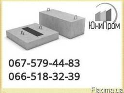 Опорные подушки железобетонные ОП-1, ОП-2, ОП-3, ОП-4, ОП-5, ОП-6