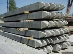 Опоры для ЛЭП и освещения ж/бетонные марки СК СВ и СНВ