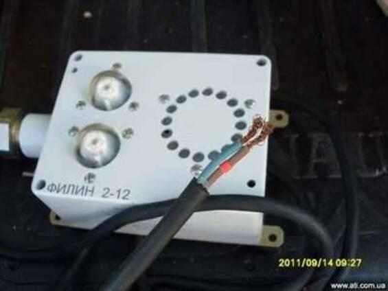 Оповещатели светозвуковые взрывозащищенные ФИЛИН–1 в Украине