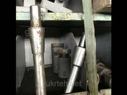 Оправки для балансировки шлифовального круга на ножах