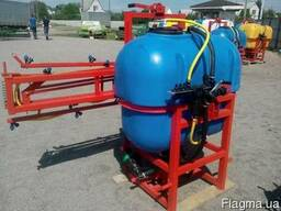 Опрыскиватель Bomet навесной 200 - 800 литров