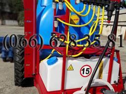 Опрыскиватель прицепной ОП - 2500, литровый серии ОП на 2500