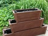Опт изготовление деревянной тары - ящиков, горшков, коробок - фото 2