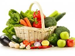 Оптовий продаж овочей та фруктів. Доставка по м. Дніпро та області
