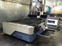 Оптоволоконный лазерный станок по металлу FL3015
