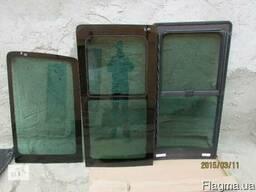 Опускное стекло двери левое правое Volkswagen Multivan 2003-