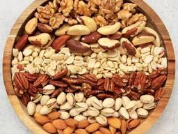 Орех пекан фундук кешью бразильский арахис орехи мигдаль миндаль опт